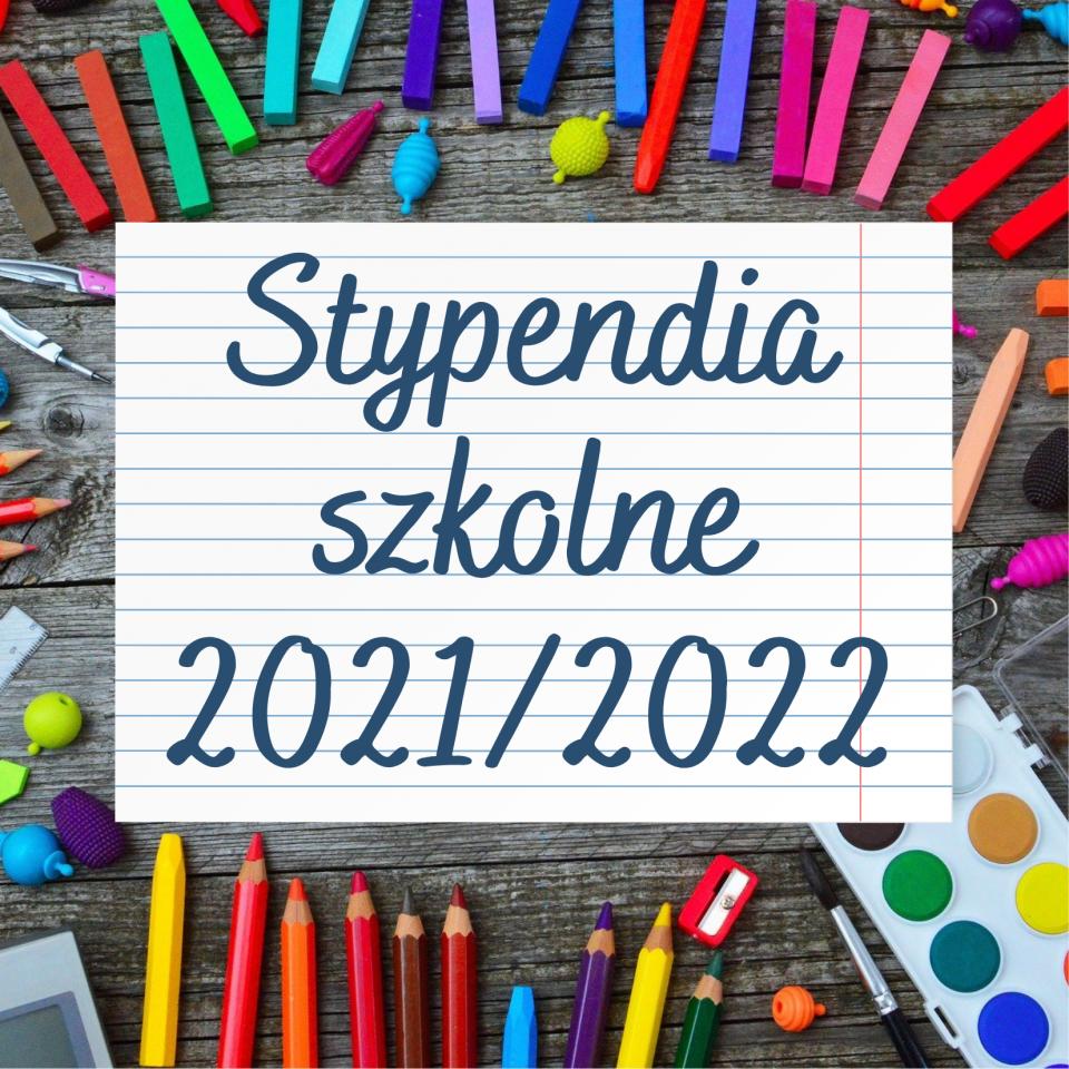 Stypendia szkolne 2021/2022 - CKinfo.pl